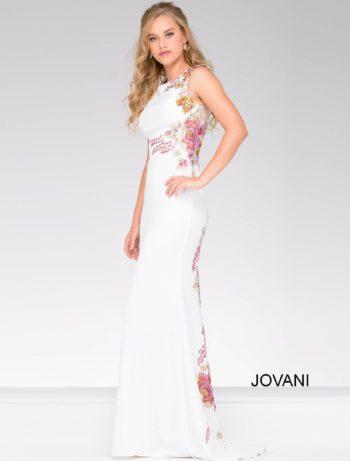 JOVANI 33679 white