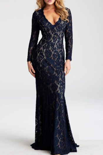 JVN by JOVANI 55158 navy