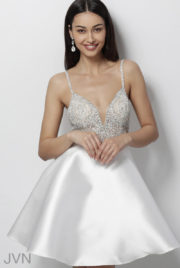JVN by Jovani 53168-White
